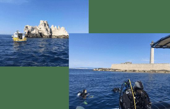 plongee snorkeling marseille
